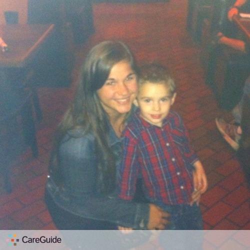 Child Care Job Kari P's Profile Picture
