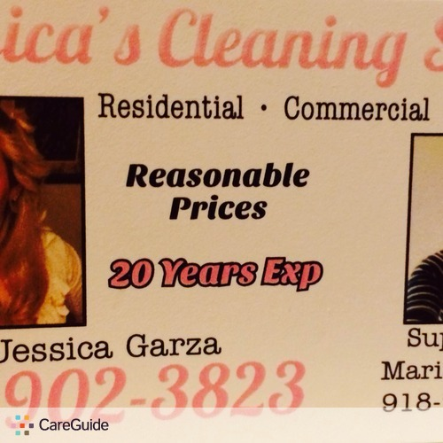 Housekeeper Provider Jessica G's Profile Picture