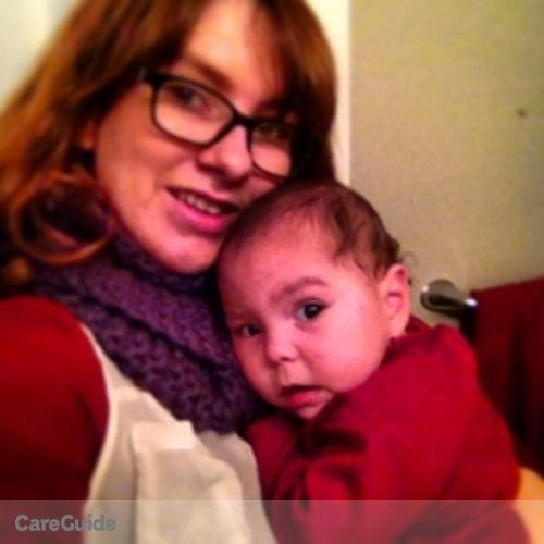 Canadian Nanny Provider Aleecia-Marie Fontaine's Profile Picture