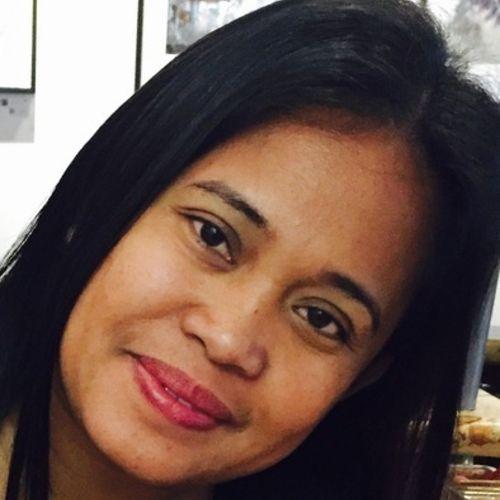 Canadian Nanny Provider Rosallia Sumigad's Profile Picture