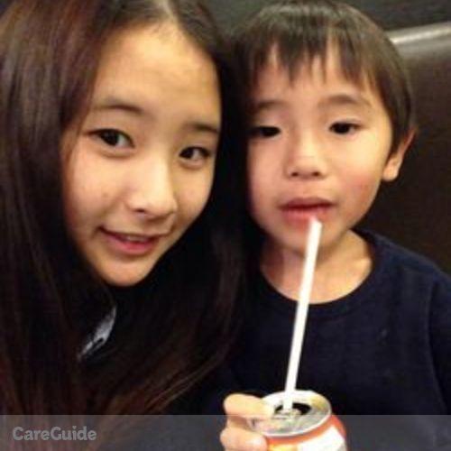 Canadian Nanny Provider Chelsea Cha's Profile Picture