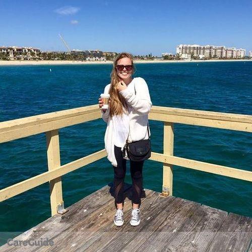 Canadian Nanny Provider Aleksandra Glusac's Profile Picture