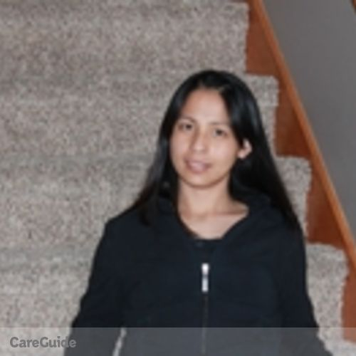 Canadian Nanny Provider Charlene Dongla's Profile Picture