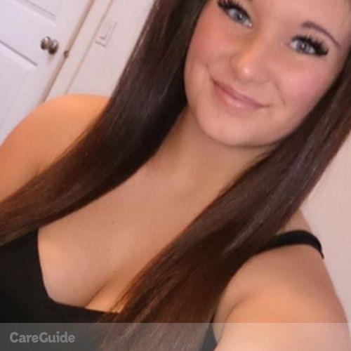 Canadian Nanny Provider Kayla W's Profile Picture