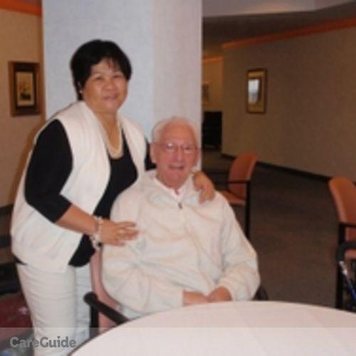 Canadian Nanny Provider Julieta Huelba's Profile Picture