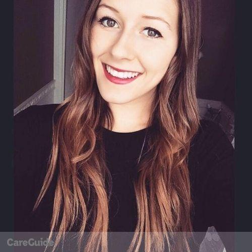 Canadian Nanny Provider Olivia Howden's Profile Picture