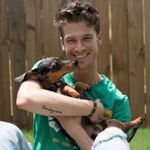 Pet Care Provider Dillan M's Profile Picture