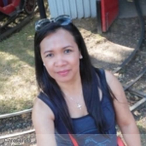 Canadian Nanny Provider Jocelyn Dela Cruz's Profile Picture