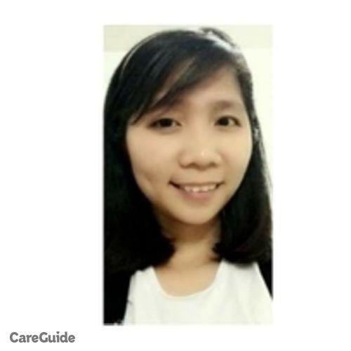 Canadian Nanny Provider Rea D's Profile Picture