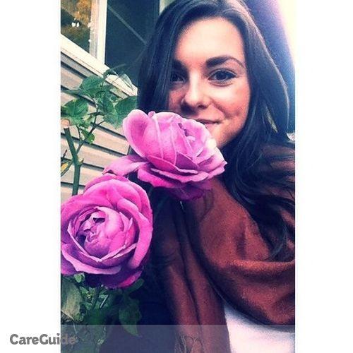 Canadian Nanny Provider Jordanna W's Profile Picture