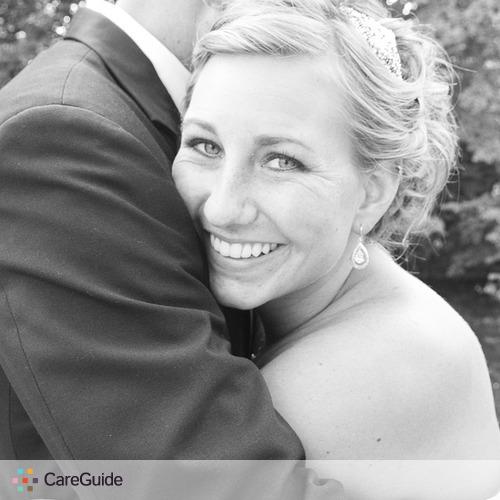 Child Care Provider Jessica Schmidgall LeVar's Profile Picture