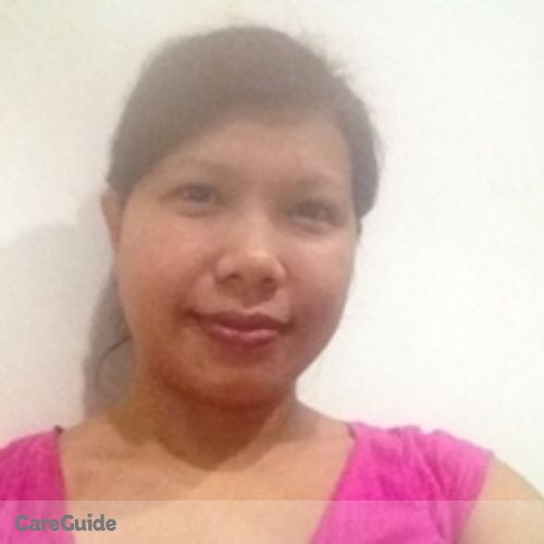 Canadian Nanny Provider Lynlyn Ardiwinata's Profile Picture