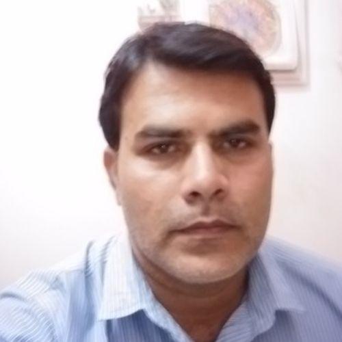 Elder Care Provider Yogesh S's Profile Picture