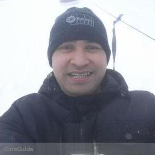 Canadian Nanny Provider David Blanco's Profile Picture