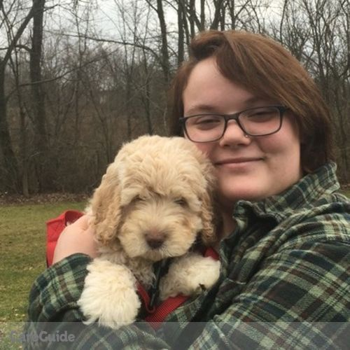 Pet Care Provider Alyssa Tobias's Profile Picture