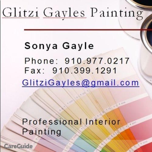 Painter Provider Sonya Taj's Profile Picture