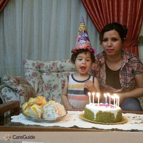 Child Care Provider Solmaz Aghdasi's Profile Picture