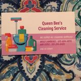 Queen Bees Cleaning Service. Honest,Hard Working and dependable Family owned and operated company.