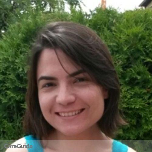 Canadian Nanny Provider Hania S's Profile Picture