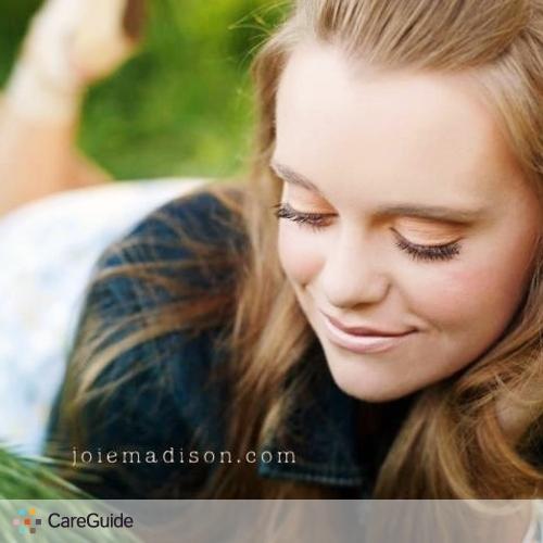 Child Care Provider Abby Christensen's Profile Picture
