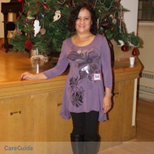 Canadian Nanny Provider Elizabeth Gantang's Profile Picture