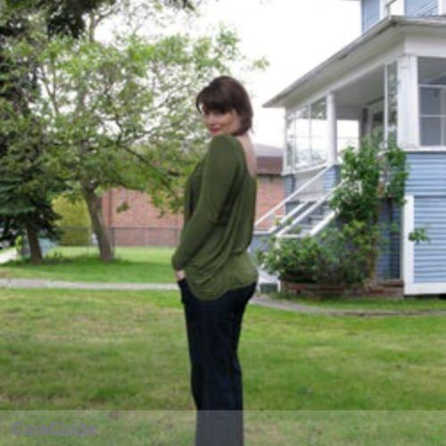 Canadian Nanny Provider Jacqueline Stoutenburg's Profile Picture