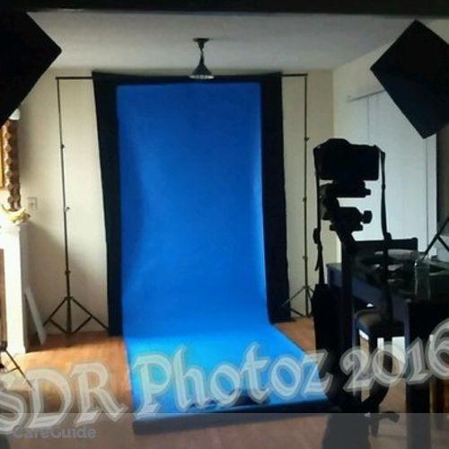 Videographer Provider Roman Powell's Profile Picture