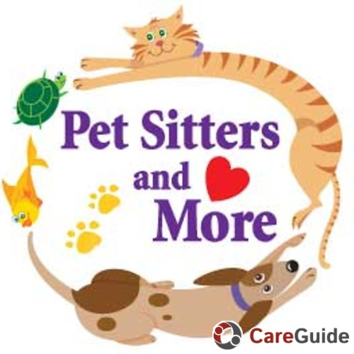 Pet Care Provider Pet Sitters and More ™'s Profile Picture