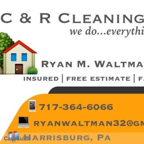 Housekeeper Provider Ryan Waltman's Profile Picture