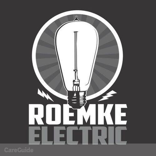 Electrician Job Roemke E's Profile Picture