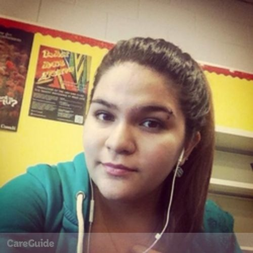 Canadian Nanny Provider Camila Miranda's Profile Picture