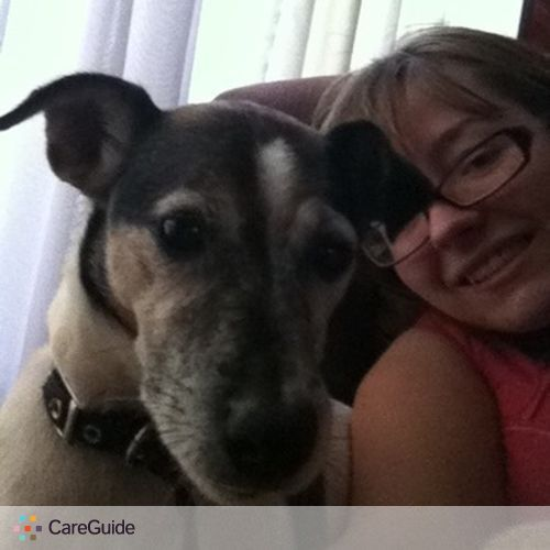 Pet Care Provider Kati Bursley's Profile Picture