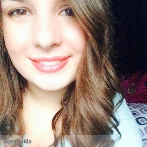 Canadian Nanny Provider Julia Pullin's Profile Picture