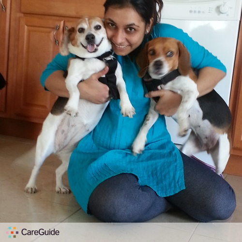 Pet Care Provider Varsha Namdeo's Profile Picture