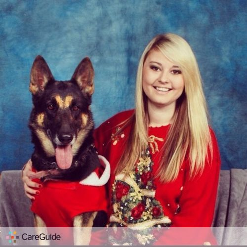 Pet Care Provider Amberly C's Profile Picture