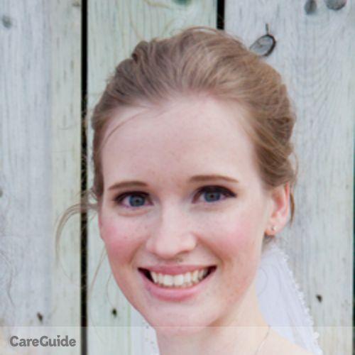 Canadian Nanny Provider Allyssa N's Profile Picture