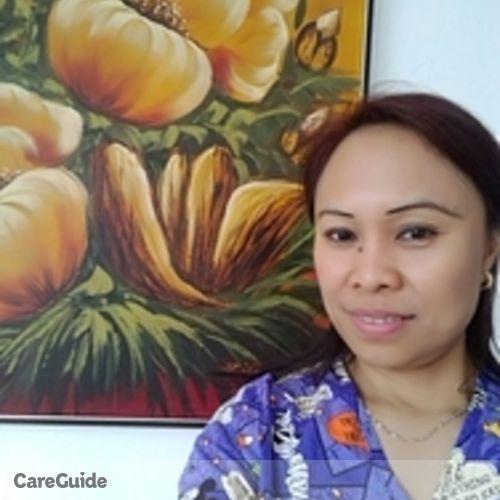 Canadian Nanny Provider Marse Wacay's Profile Picture