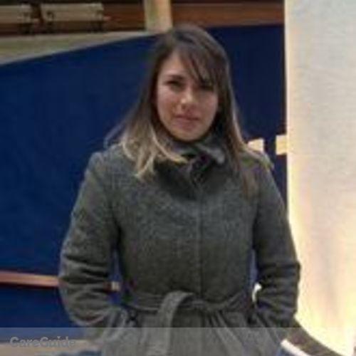 Canadian Nanny Provider Paulina A's Profile Picture
