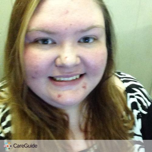 Child Care Provider Britanie W's Profile Picture