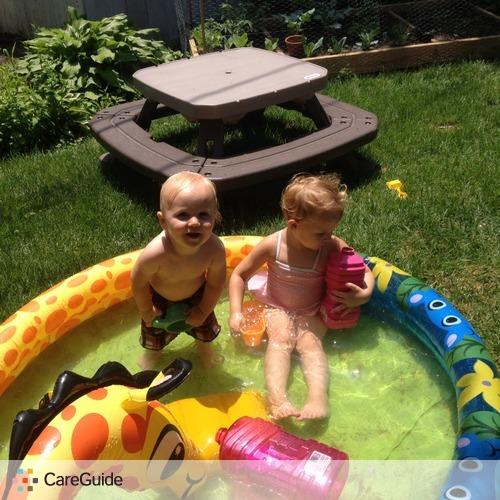 Child Care Job Casey Halvorson's Profile Picture