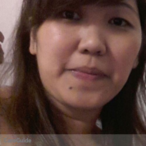 Canadian Nanny Provider Sharon Nagrejo's Profile Picture