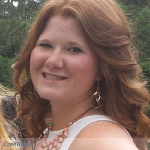 Canadian Nanny Provider Alea Cullen's Profile Picture