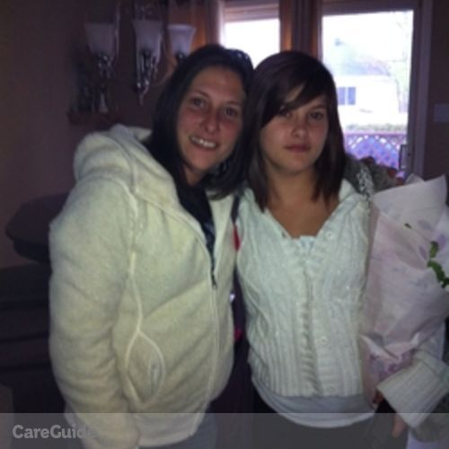 Canadian Nanny Provider Mercier Laurianne's Profile Picture
