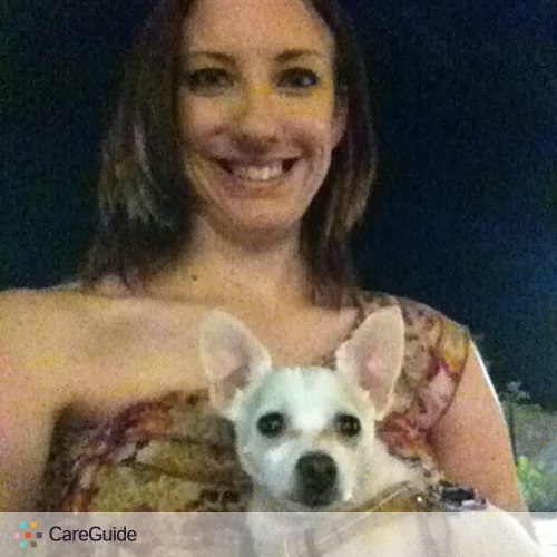 Pet Care Provider April Porter's Profile Picture