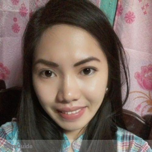 Canadian Nanny Provider Ailene Dabalos's Profile Picture