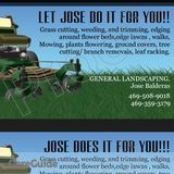 Let Jose do it for you ! Affordable