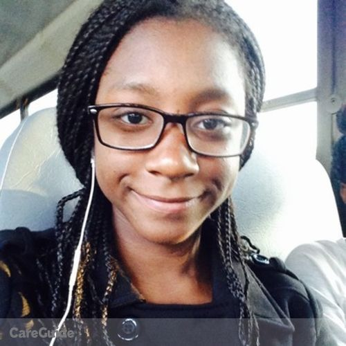 Child Care Provider Elizabeth Fagbola's Profile Picture