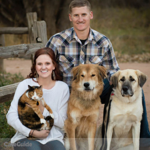 Pet Care Provider Shelby Busboom's Profile Picture