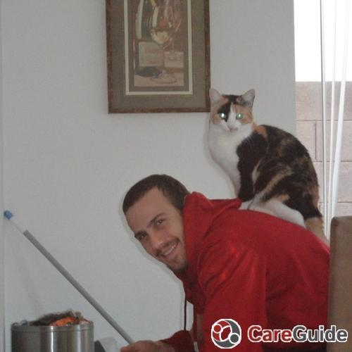 Pet Care Job Austin Shaw's Profile Picture
