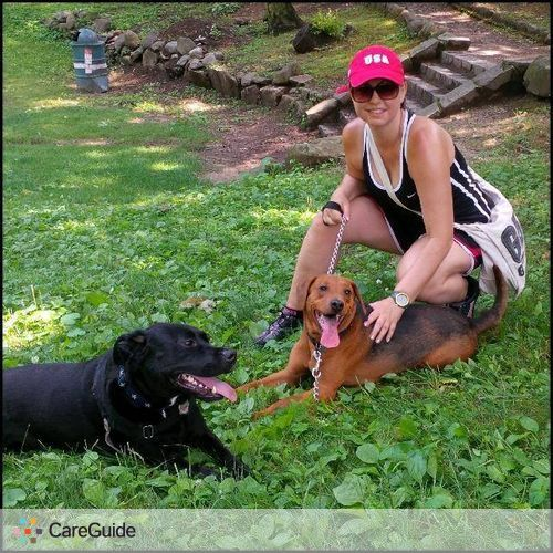 Pet Care Provider Joanna Grivas's Profile Picture